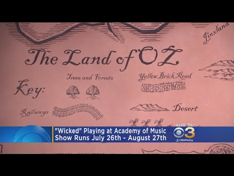Wicked Returns To Philadelphias Academy Of Music