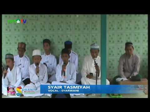 SYAIR & DO`A TASMIYAH Versi Group Habsyi TPA AR-RAHMAN