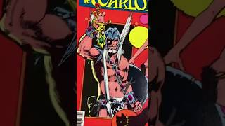 THE WARLORD #37 review [Quick Edit] by 80sComics.com