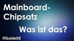 CHIPSATZ | CHIPSET | WAS IST EIN CHIPSATZ ? COMPUTER BASICS DEUTSCH HD