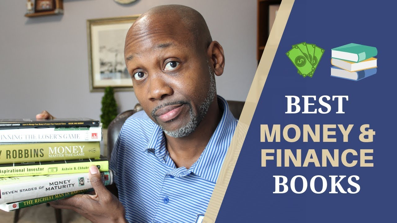 Best Books About Money And Personal Finance 2019 Youtube
