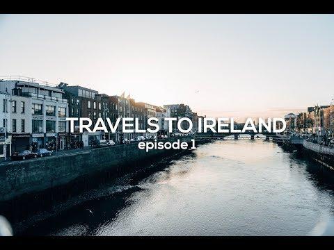 travels to Ireland: Dublin - Ep 1