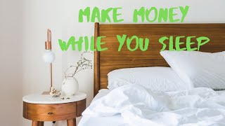 Passive Income For Beginners 2020