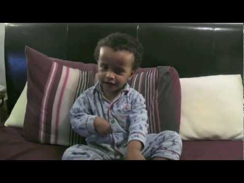 2 Year Old Actor Caleb - Acting Class 101