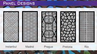 Qaq Decorative & Privacy Screens / Panels