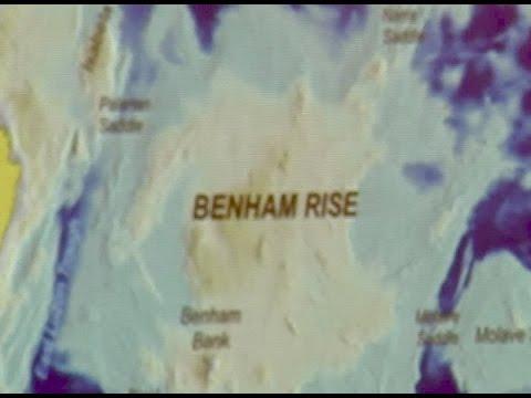 Paglalayag ng survey ships ng China malapit sa Benham Rise, matagal nang alam ng Pangulo