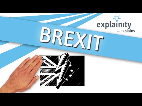 Brexit explained (explainity® explainer video)