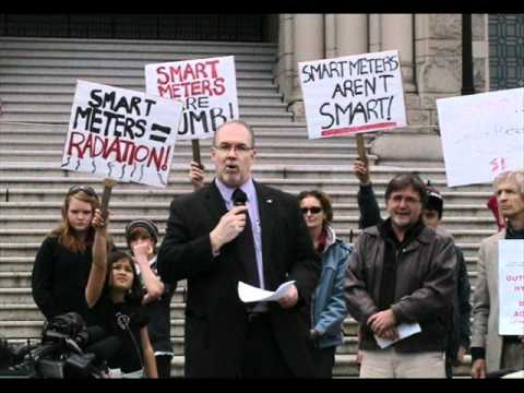 Interview with BC Hydro chief regarding Smart Meters