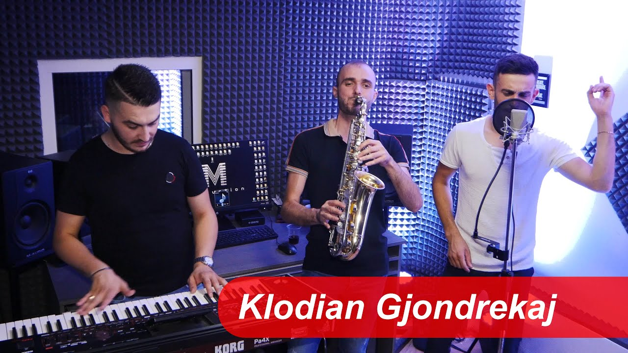 Klodian Gjondrekaj - Çou moj lule ( Official Video 4K )