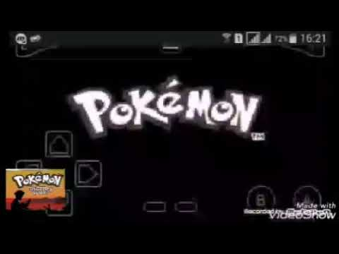 Pokemon Discovery (a Rom Hack With All Eveelutions)