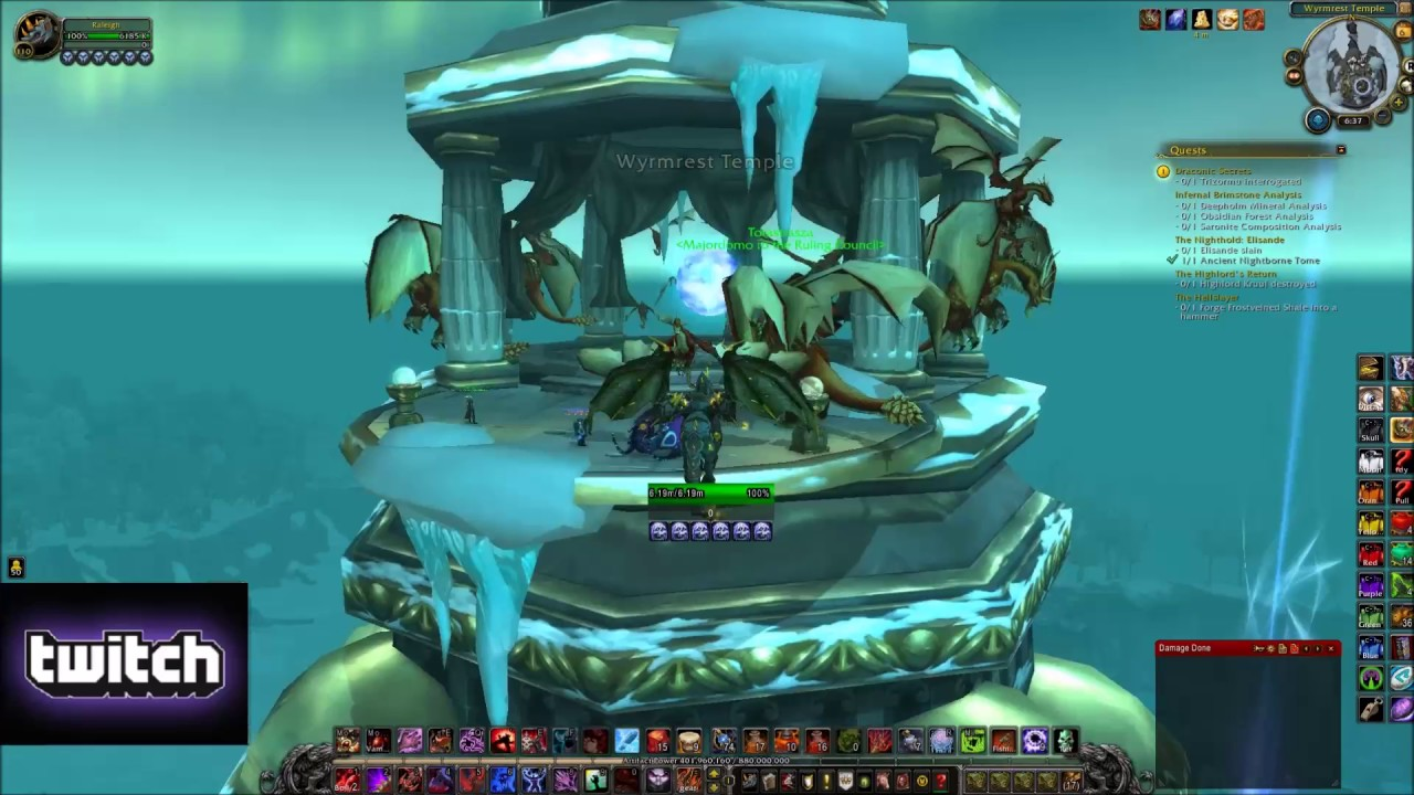 Death Knight Mount Quest Including Missable Unholy Determination