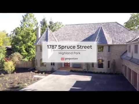 1787 Spruce Street Highland Park, IL 60035