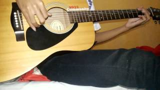 Paman Datang - cover acoustic