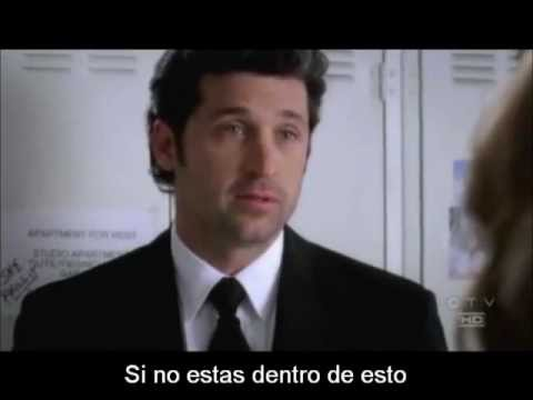 Greys Anatomy 3x25 Meredith Derek Subtitle Youtube