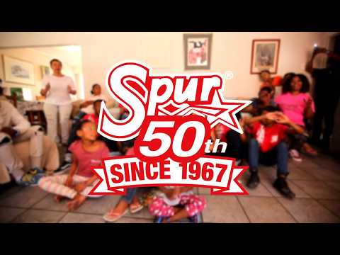 Spur is sharing the love for their 50th Birthday