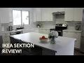 Ikea SEKTION Kitchen Review! | DIY