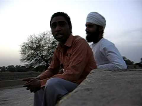 Desi Punjabi virsa Surmukh & Paal in sri jiwan nagar live on date of aprl 23 2009 1