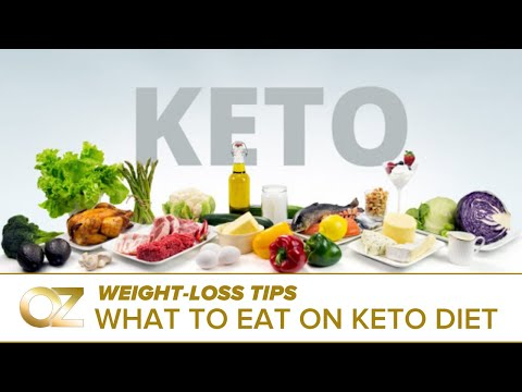 What You Should Eat on the Ketogenic Diet Best Weight-Loss Videos