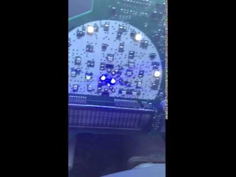 07 GMC Sierra LED Cluster Conversion