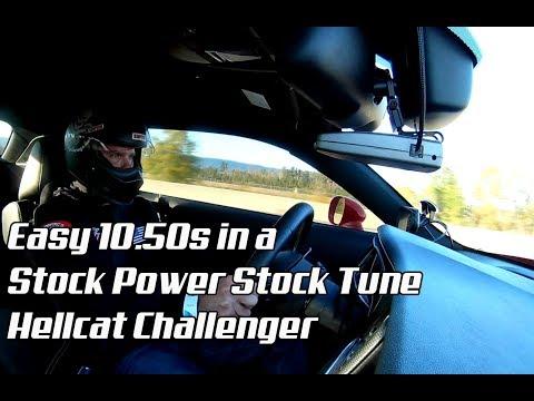 Easy 10.50s Challenger Hellcat