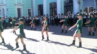 Московские девушки