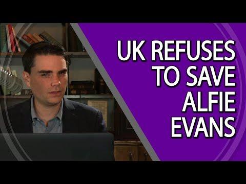 UK Refuses To Save Alfie Evans