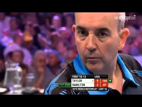 PDC World Matchplay 2015 - Second Round - Phli Taylor vs. Andy Hamilton
