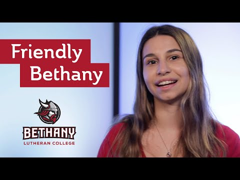 Friendly International Experience at Bethany Lutheran College