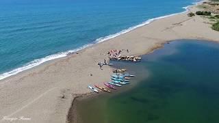 La Foce del Flumendosa in Kayak (Muravera)