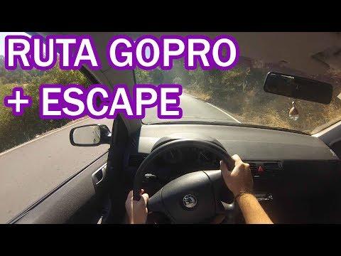 RUTA GOPRO + INTERMEDIO RECTO Y FINAL DON SILENCIOSO | SKODA FABIA 6Y 1.2 HTP