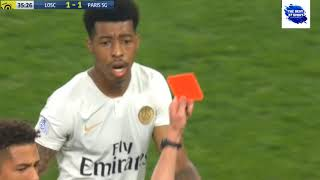 LOSC vs PARIS SG (5 -1 )  HIGHLIGHTS & GOALS 2019 HD