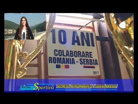 JUVENIL NT BRASOV IN SERBIA 2017