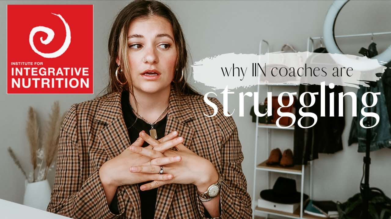 Download WHY IIN HEALTH COACHES ARE STRUGGLING//INSTITUTE OF INTEGRATIVE NUTRITION/TOP 3 COMPLAINTS ABOUT IIN