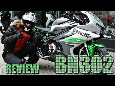 Review Benelli Bn 302 r