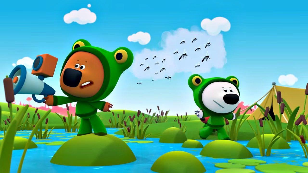 Ми-ми-мишки - Самые лучшие серии про изобретения Кеши | Все серии подряд / Мультики для детей MyTub.