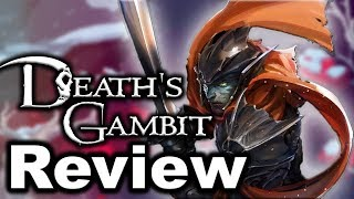 Death's Gambit REVIEW | PS4, PC (Video Game Video Review)
