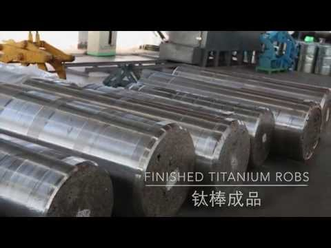 2000 ton,3000 ton,10000 ton Titanium sponge compacting hydraulic press
