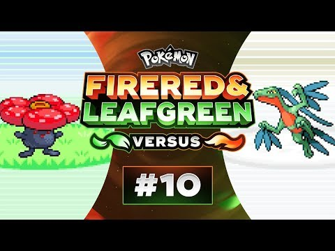 Pokemon FireRed and LeafGreen Versus - EP10 | NECK AND NECK!