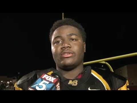 Mission Bay High School Players Protest National Anthem