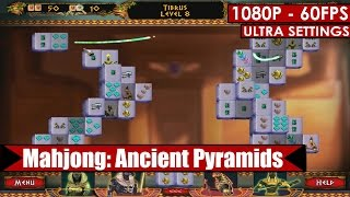 Mahjong: Ancient Pyramids gameplay PC HD [1080p/60fps]
