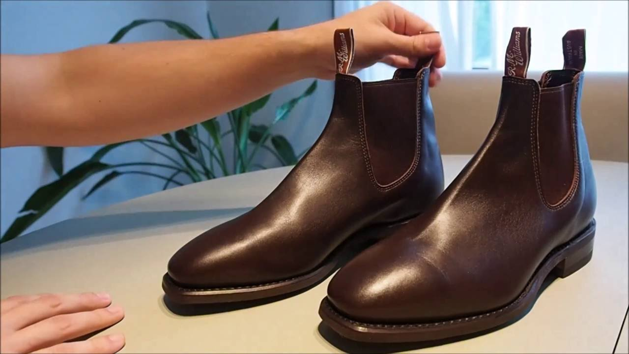 Rm Williams Craftsman Comfort Review First Impressions