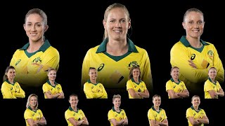 Lanning, young quick discuss Ashes squad