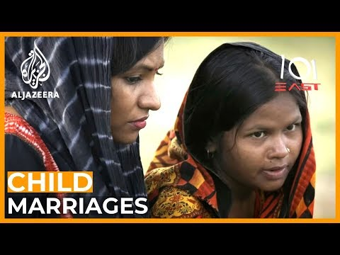 Too Young to Wed: Child Marriage in Bangladesh - 101 East