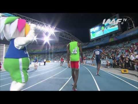 Uncut - 400m Men Final Daegu 2011