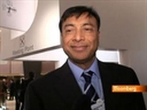 Mittal `Concerned' at Europe's Loss of Competitiveness