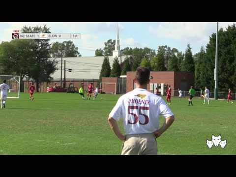 GI5 - NC State Men's Club Soccer vs. Elon (September 24th, 2016)