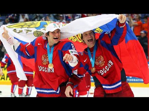 Русский хоккей. Никогда не сдавайся! Russian Hockey. Never give up!