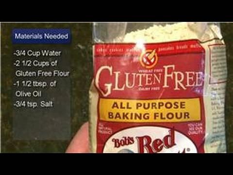 Pizza Recipes : Gluten-Free Pizza Dough Recipe