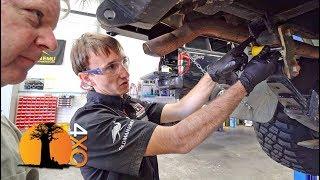 Baixar 4x4 Suspension Maintenance. The Overland Workshop.