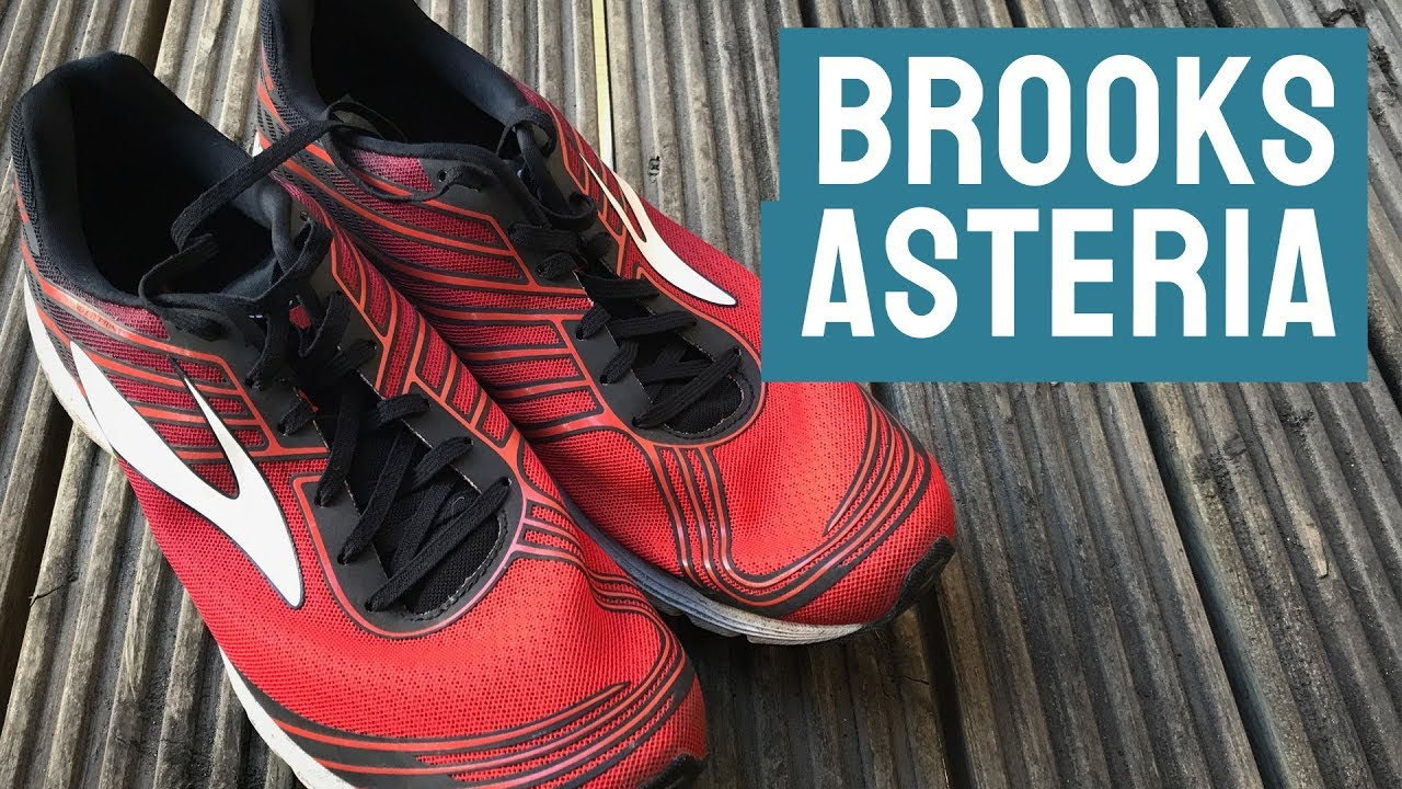 Brooks Asteria running shoe review